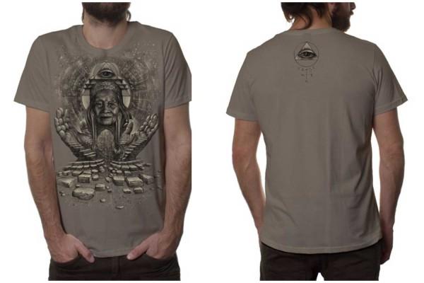 T-Shirt Jinpa rock