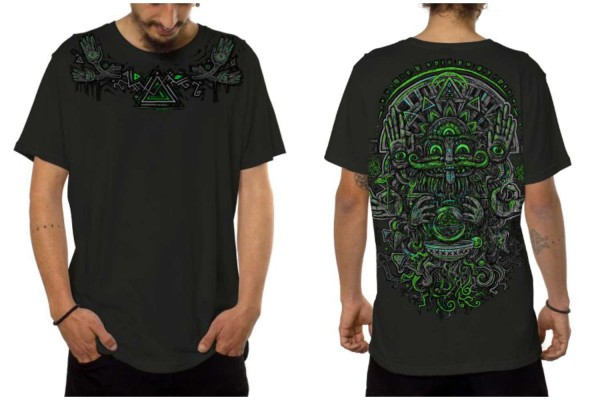 T-Shirt MAGI khaki