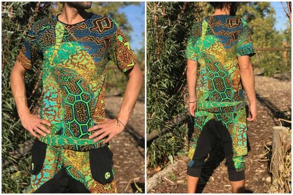 T-Shirt Ayahuasca uv