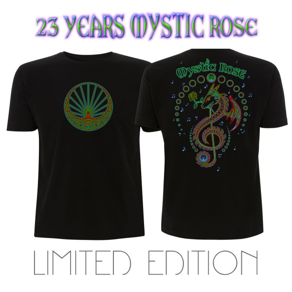 T-Shirt Mystic Rose 2017