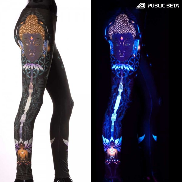 Leggins Flower of Sound UV