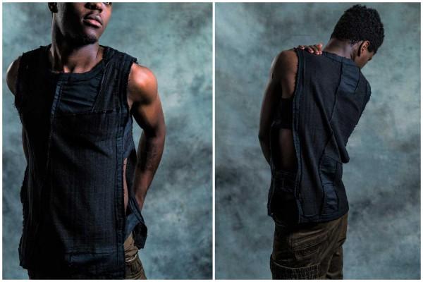 T-Shirt Dune Rider black Uranus Designz geometrische Print T-shirt,Herren T-shirt,Tribal Kleidung, Hippie Kleidung, Festival Kleidung, Psy wear, Psychedelic Kleidung, Psy Kleidung