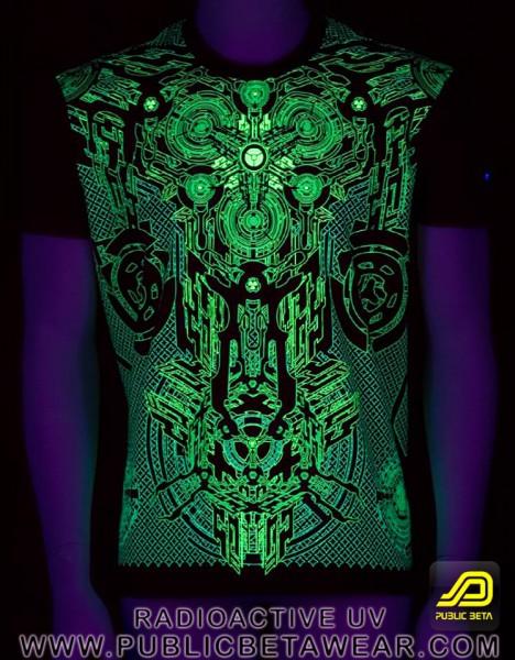 T-Shirt Radioactive UV