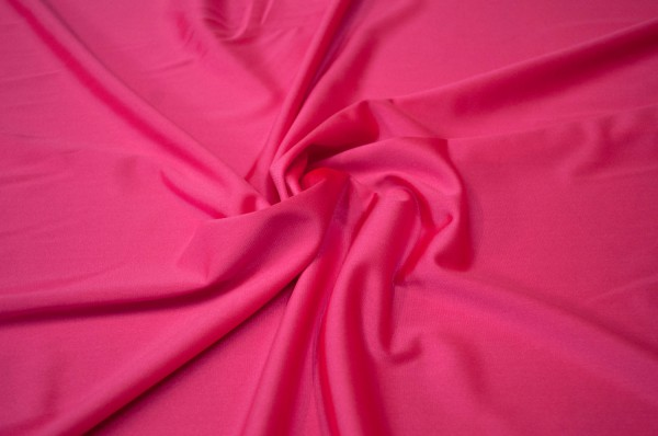 4 Way Stretch Stoff AcidRed (rosa)